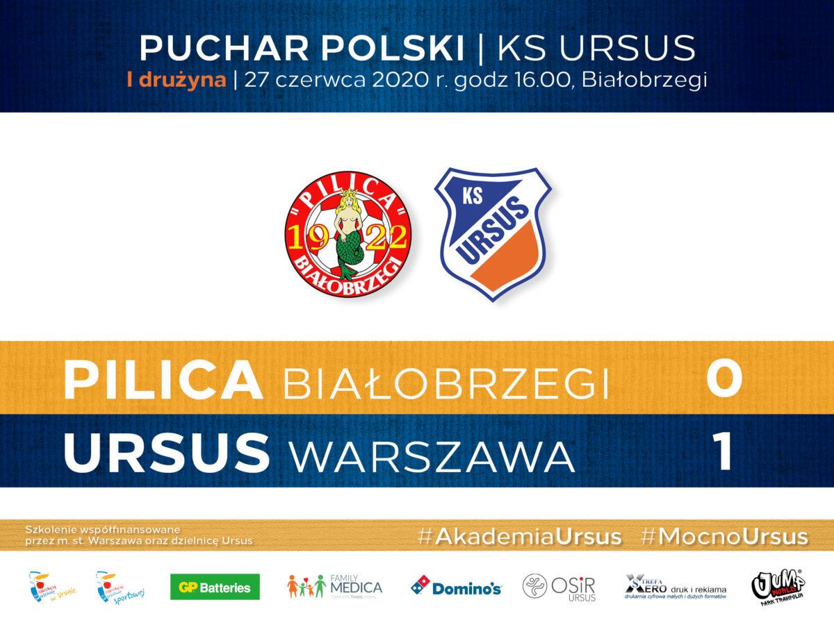 Pilica Białobrzegi vs Ursus Warszawa