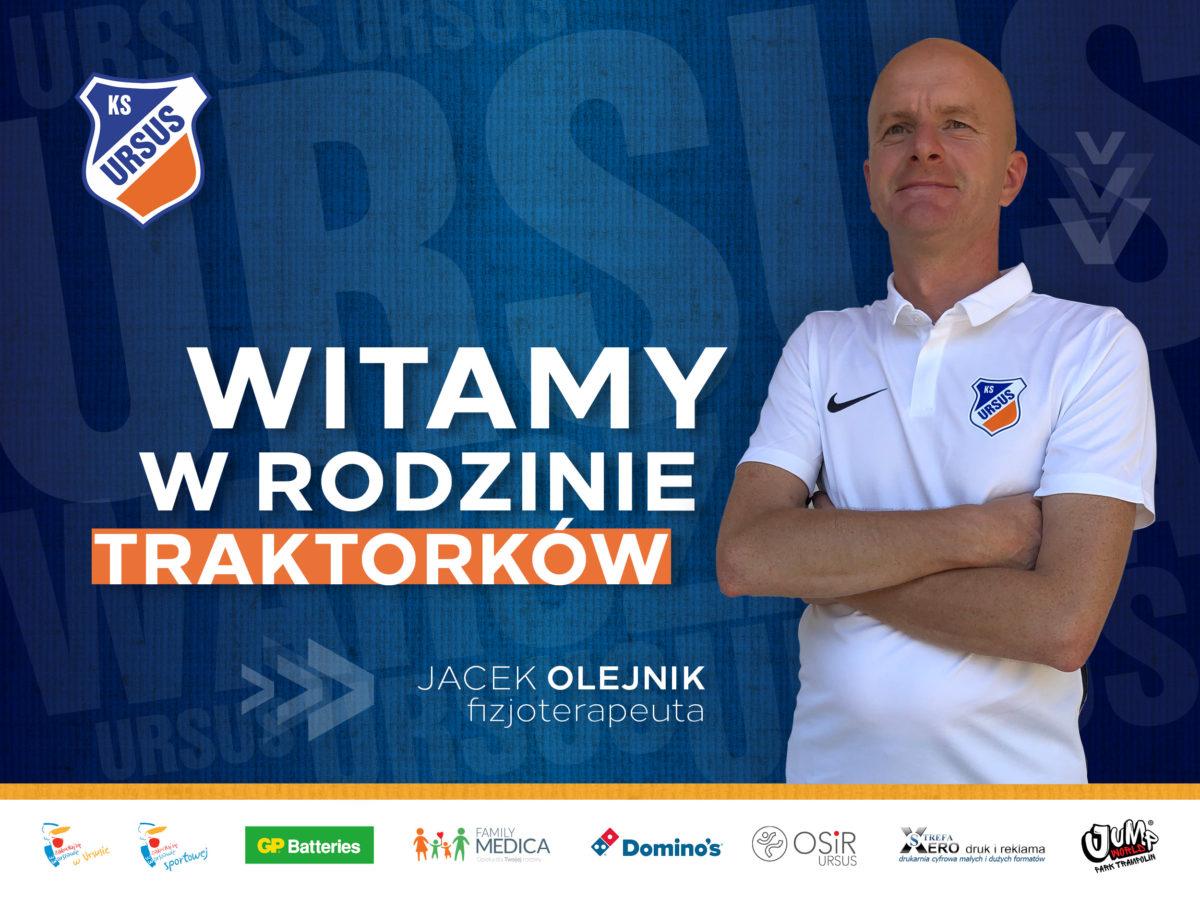 Jacek Olejnik fizjoterapeuta