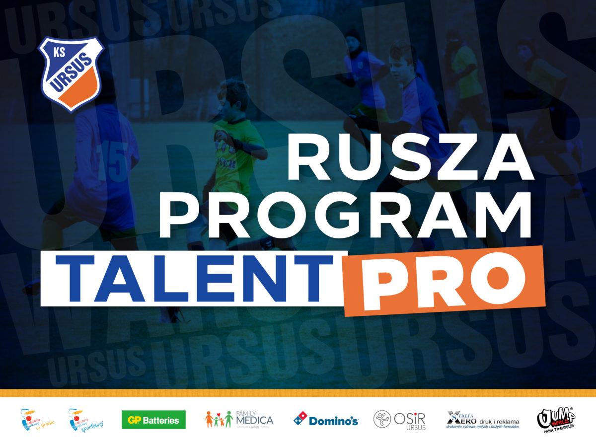Rusza program Talent PRO