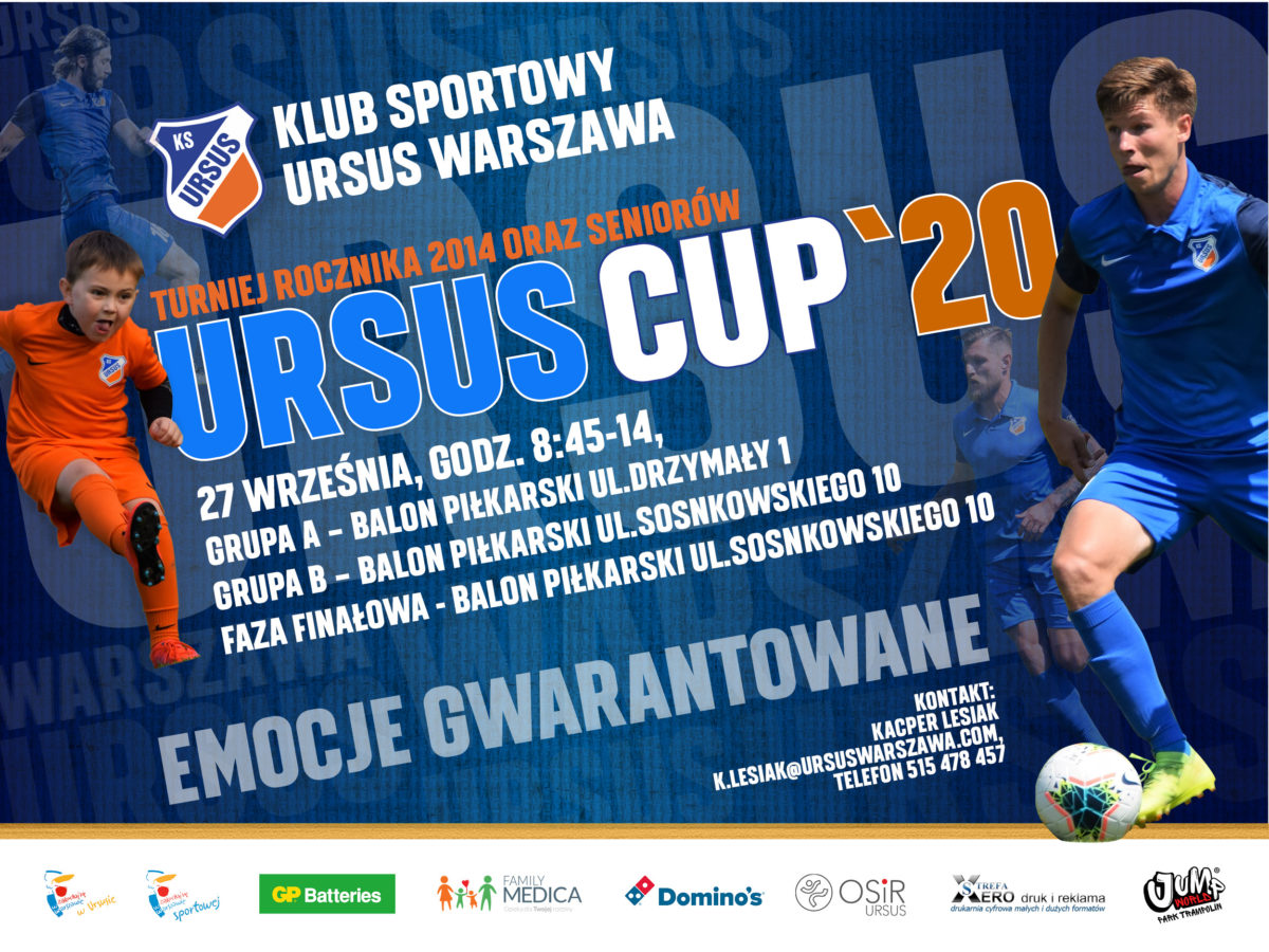 Turniej UrsusCUP'20