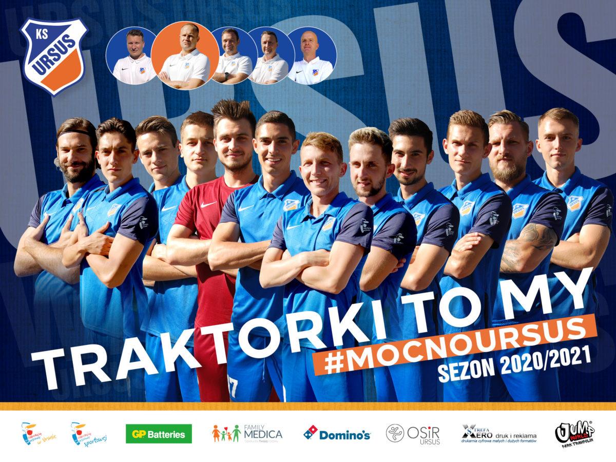KS Ursus Warszawa sezon 2020/2021