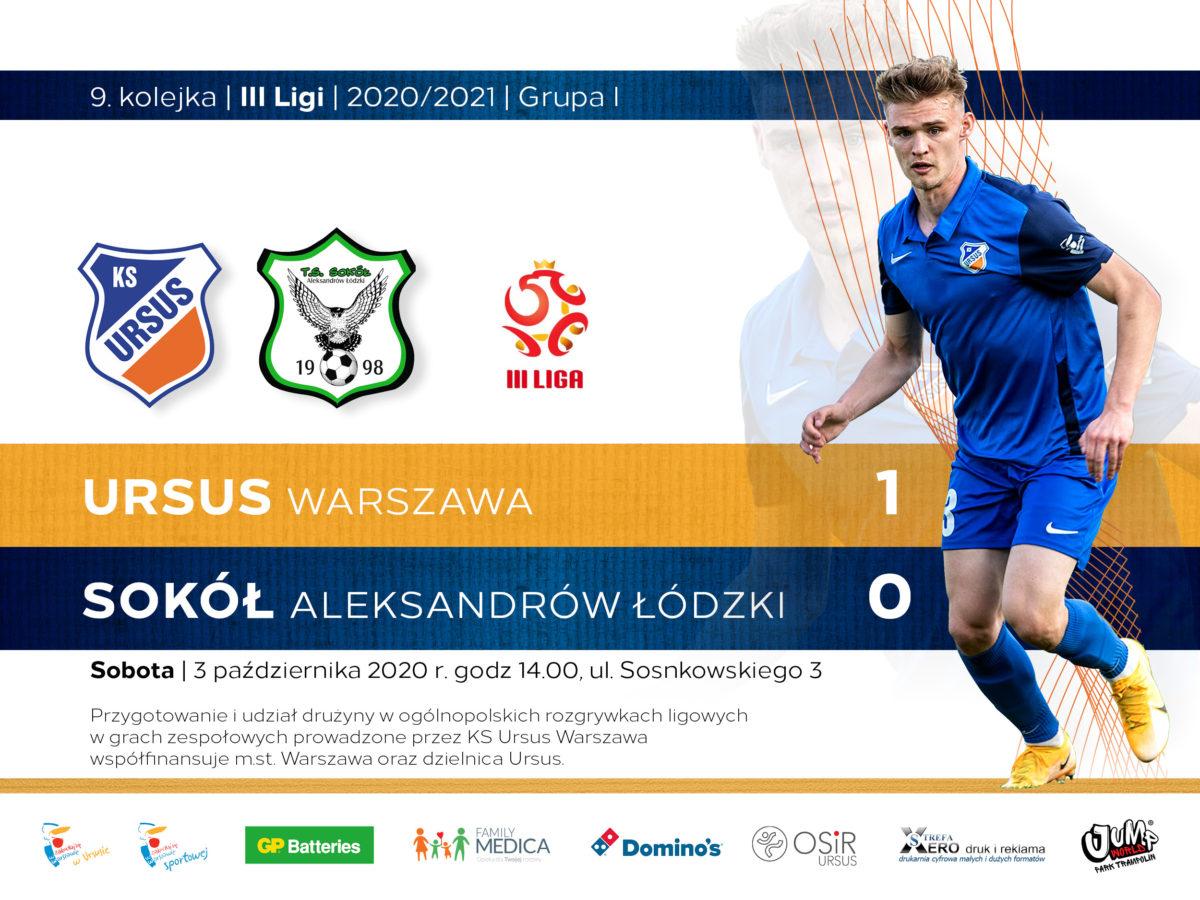 Ursus Warszawa vs Sokół Aleksandrów Łódzki