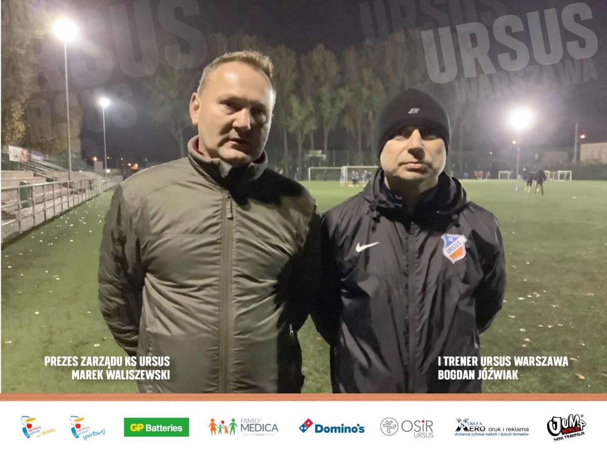 Bogdan Jóżwiak nowy trener KS Ursus Warszawa