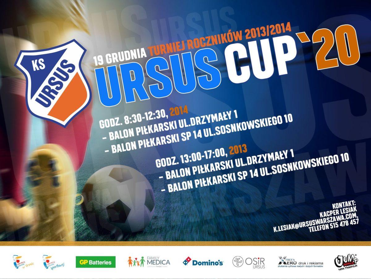 Świąteczny UrsusCup 2020