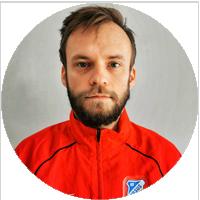 trener KS Ursus Krzysztof Antoniuk