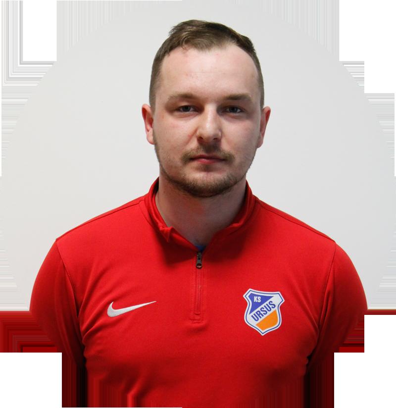 Trener Bartosz Kudlak