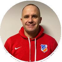 Trener Michał Pulkowski