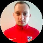 trener KS Ursus Warszawa Wojciech Straszak