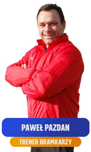 Paweł Pazdan trener bramkarzy KS Ursus