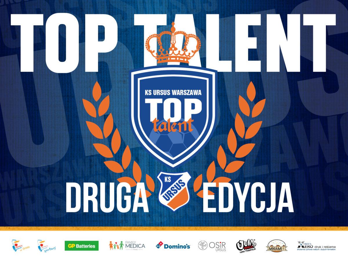 Druga edycja Top Talent
