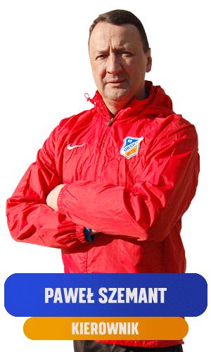 Paweł Szeman Kierownik KS Ursus