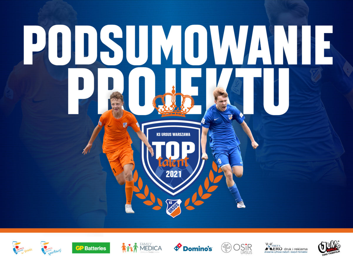 podsumowanie projektu Top Talent 2020