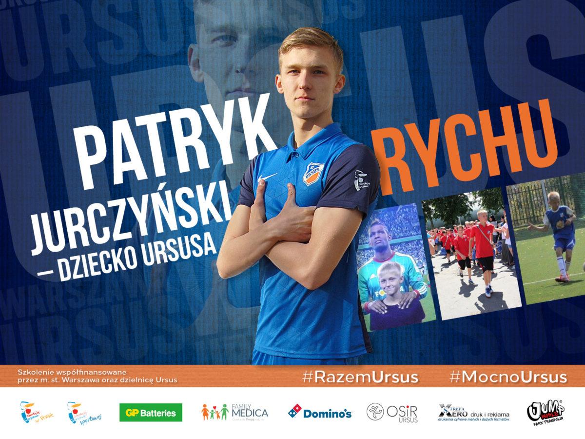 Patryk Jurczyński - KS Ursus
