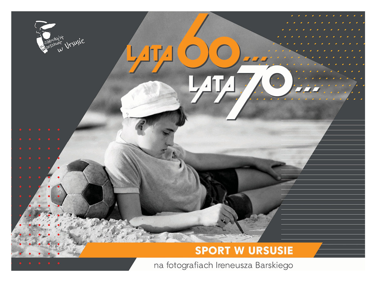 Sport w Ursusie - zaproszenie do prezentacji albumu
