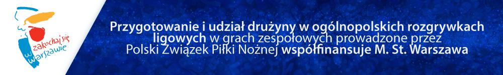 Baner KS Ursus Warszawa
