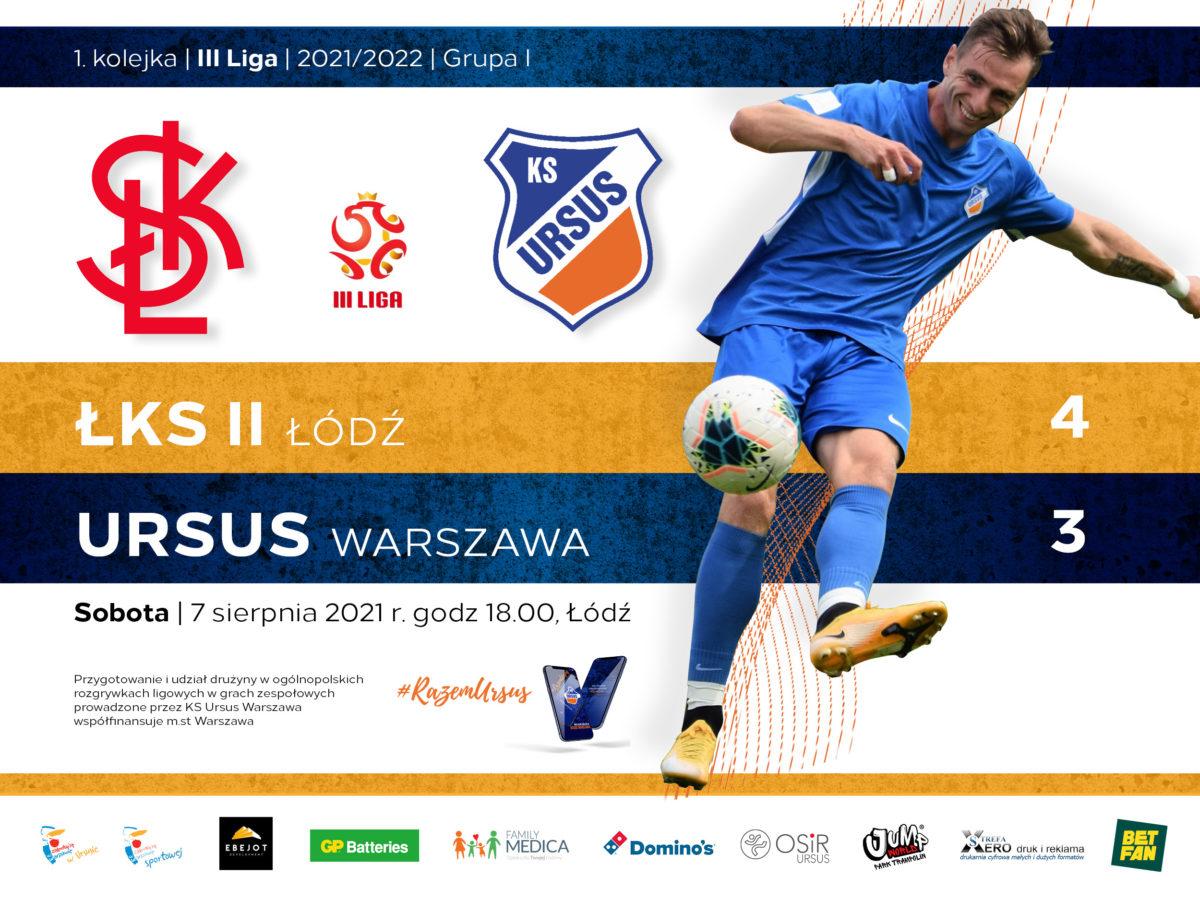 LKS II vs Ursus Warszawa